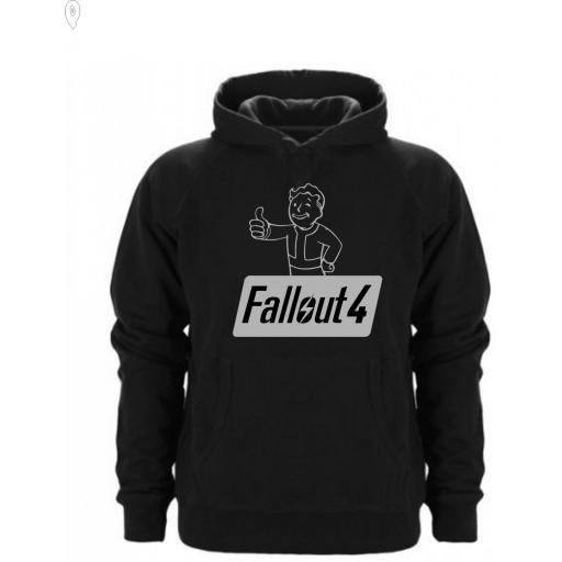 Sudadera Capucha Fallout