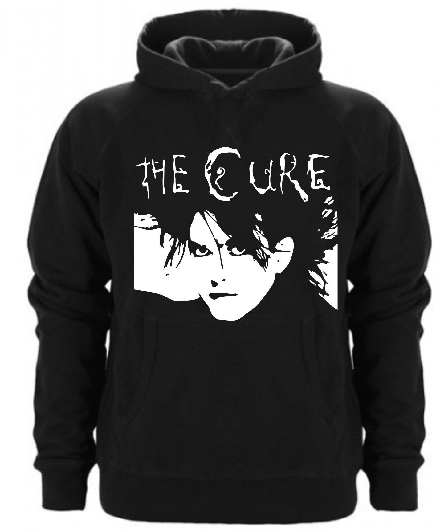 Sudadera Capucha The Cure