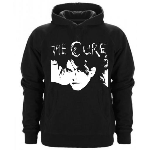 Sudadera Capucha The Cure