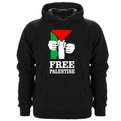Sudadera Free Palestine