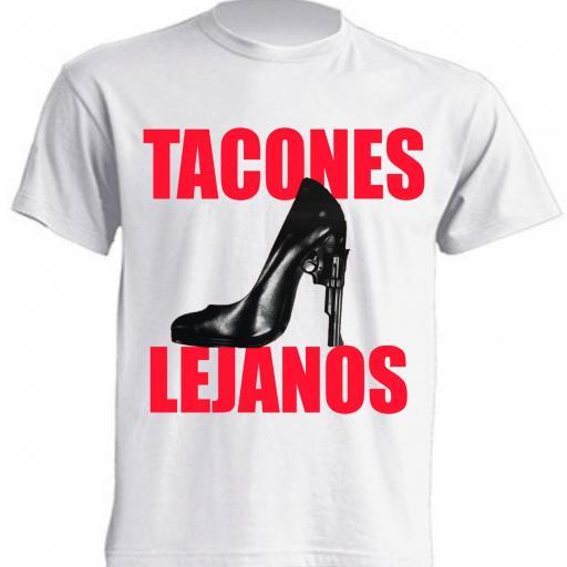 Camiseta Tacones Lejanos Pedro Almodovar