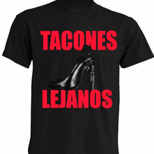 Camiseta Tacones Lejanos Pedro Almodovar [1]