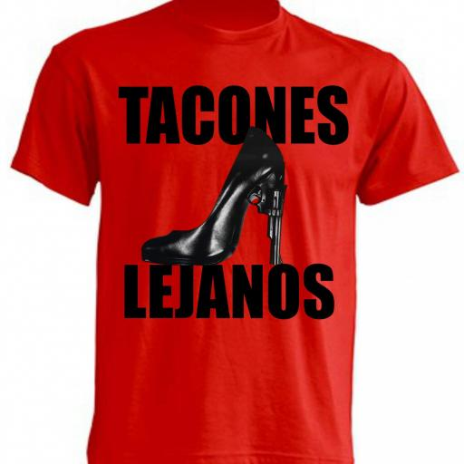 Camiseta Tacones Lejanos Pedro Almodovar [2]