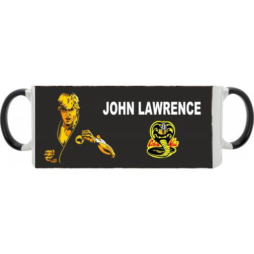Taza John Lawrence Cobra Kai (289)