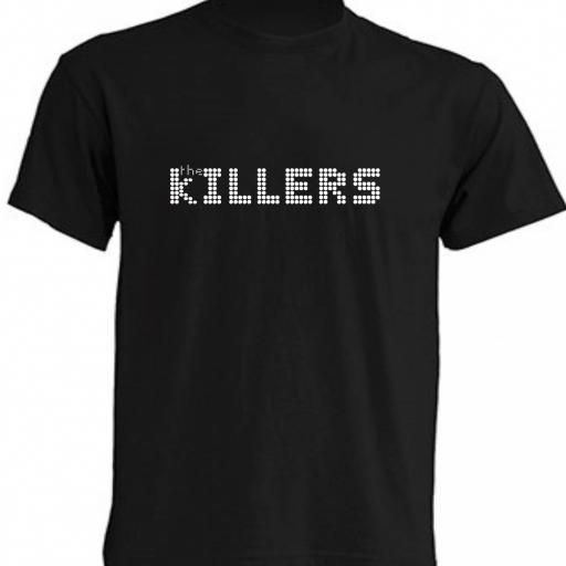 CAMISETA THE KILLERS