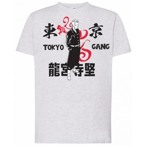 Camiseta Tokyo Gang