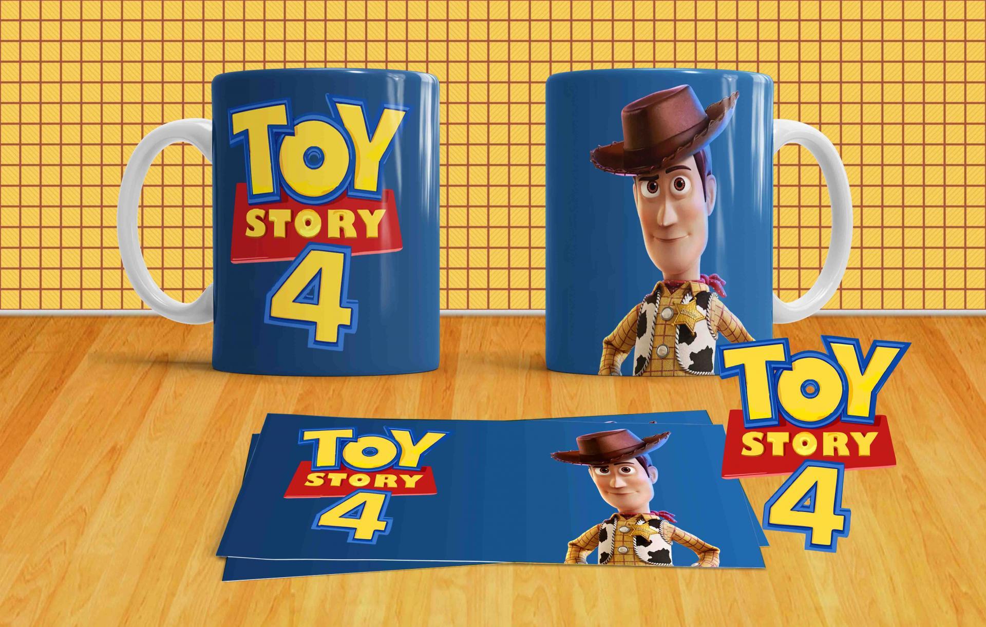 Taza Toy Story Woody (131)