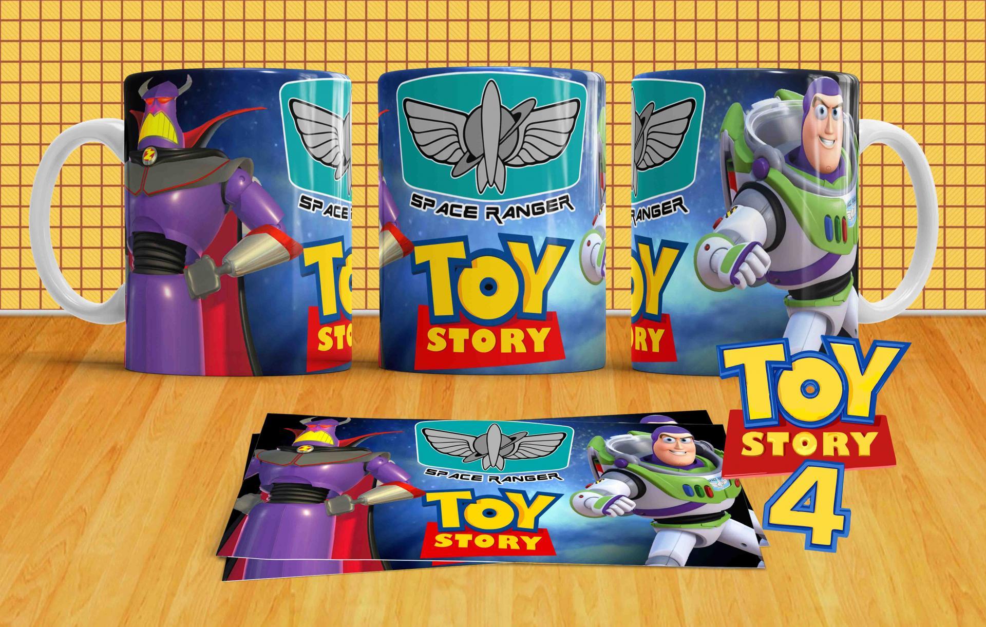 Taza Toy Story (132)