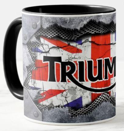 Taza Triumph (078)