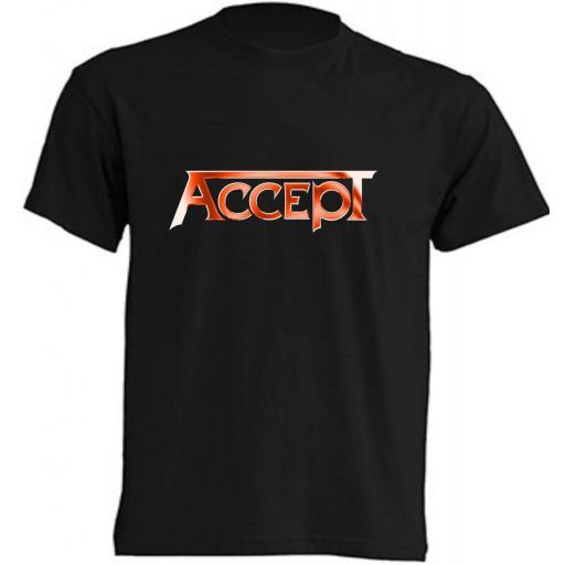 Camiseta Accept [0]