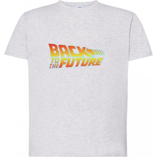Camiseta Back to the Future [1]