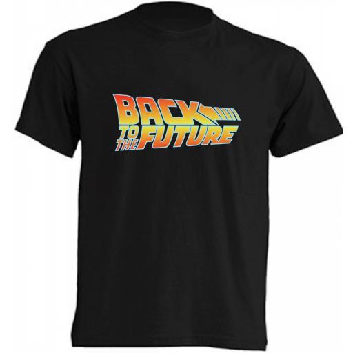 Camiseta Back to the Future [2]