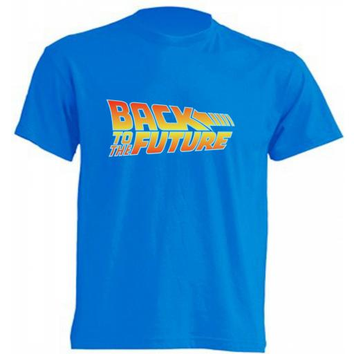 Camiseta Back to the Future [3]