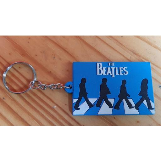 Llavero de Goma The Beatles