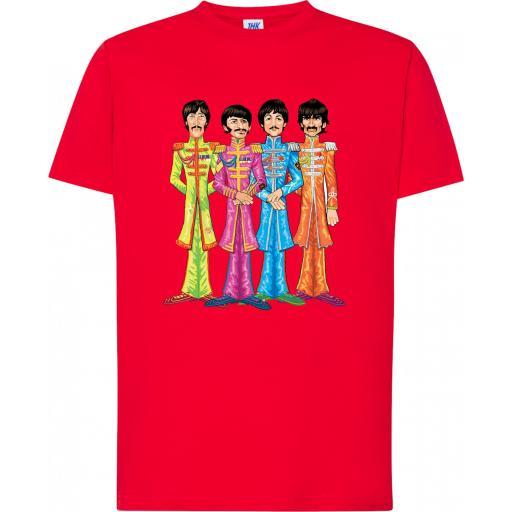 Camiseta The Beatles [2]