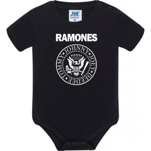 Body de Bebé Ramones