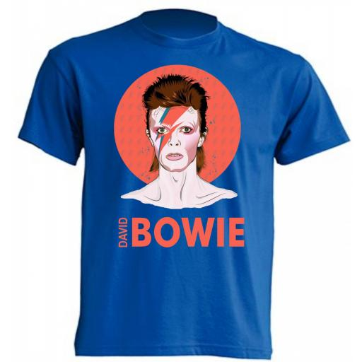 Camiseta David Bowie [2]