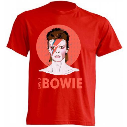 Camiseta David Bowie [3]