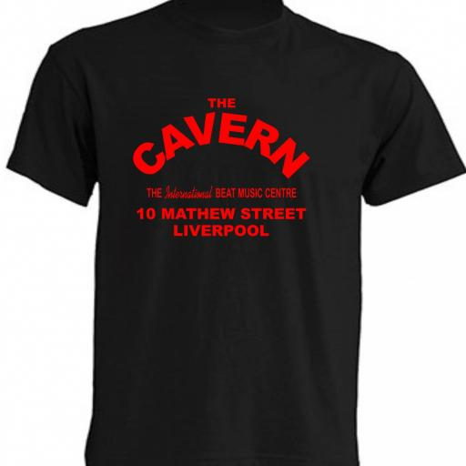 CAMISETA CAVERN CLUB LIVERPOOL