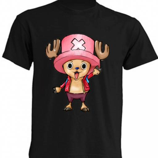 CAMISETA CHOPPER - ONE PIECE