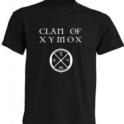 CAMISETA CLAM OF XYMOX