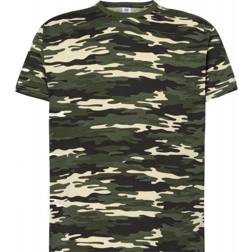 Camiseta Camouflage [0]
