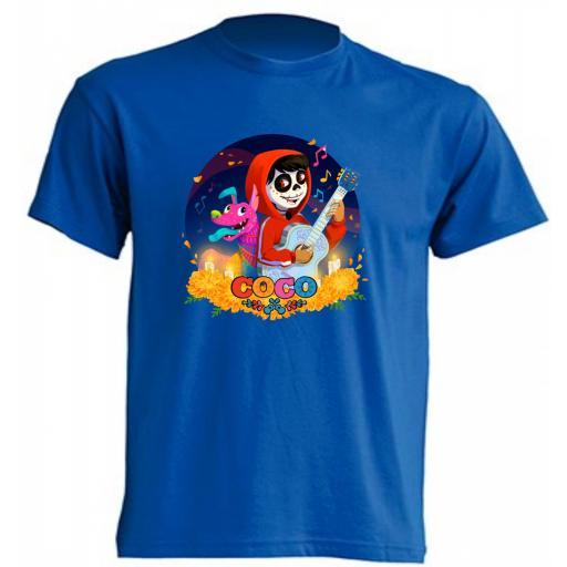 Camiseta Coco [2]