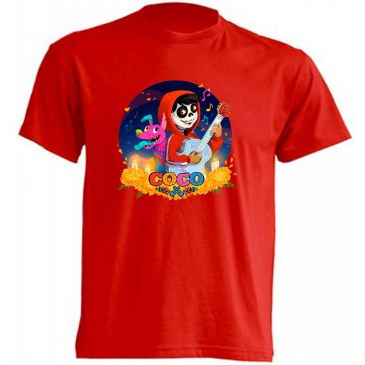 Camiseta Coco [3]