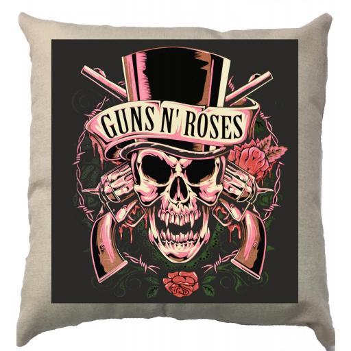 Cojín Guns N Roses