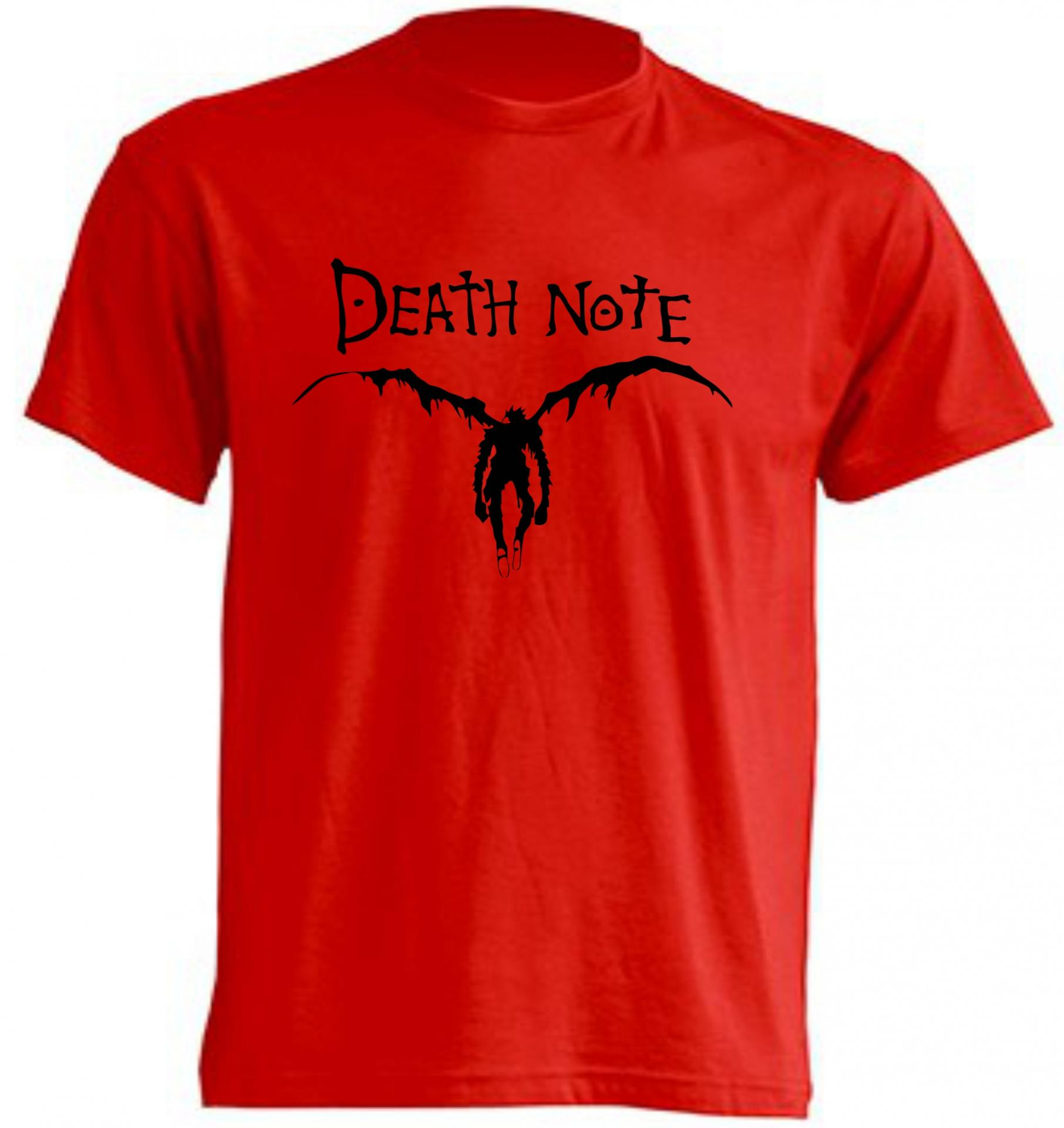 CAMISETA DEATH NOTE RIUK