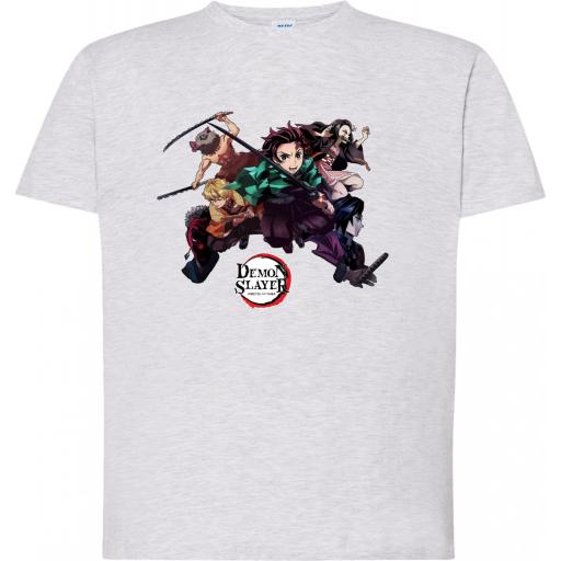 Camiseta Demon Slayer
