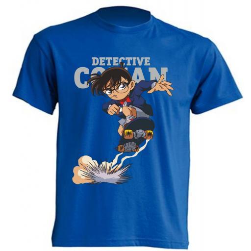 CAMISETA DETECTIVE CONAN