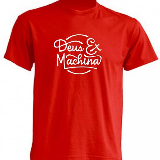 CAMISETA DEUS EX MACHINA