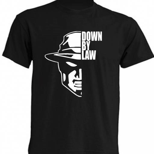 CAMISETA DOWN BY LAW