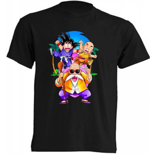 Camiseta Dragon Ball - Bola de Dragón