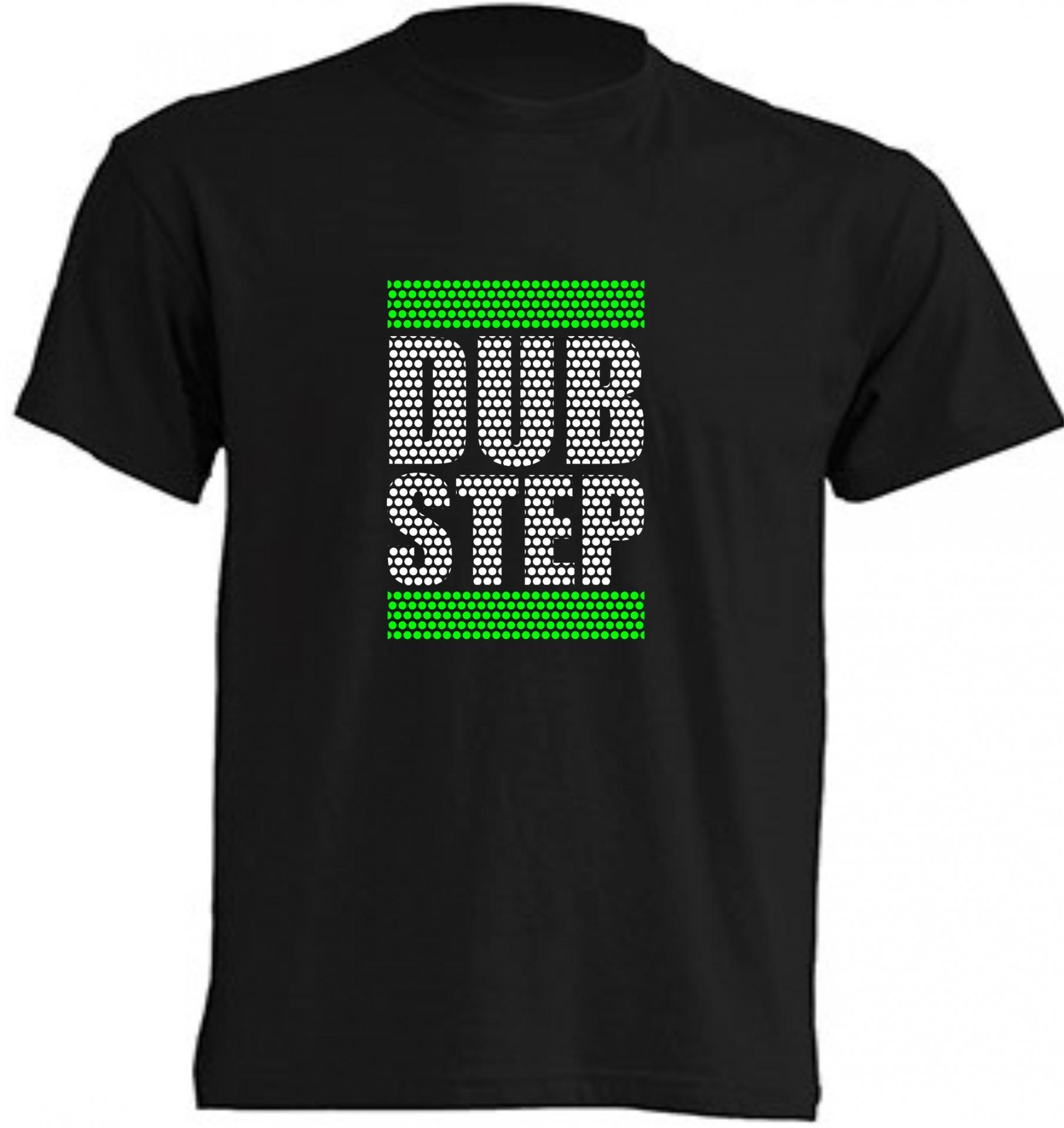 CAMISETA DUB STEP