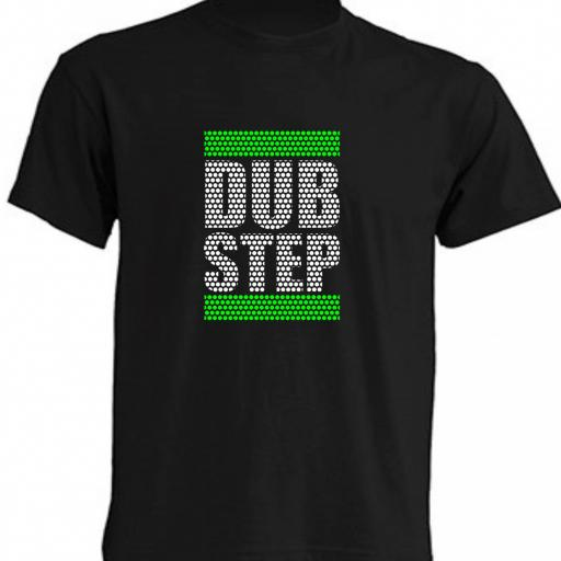 CAMISETA DUB STEP