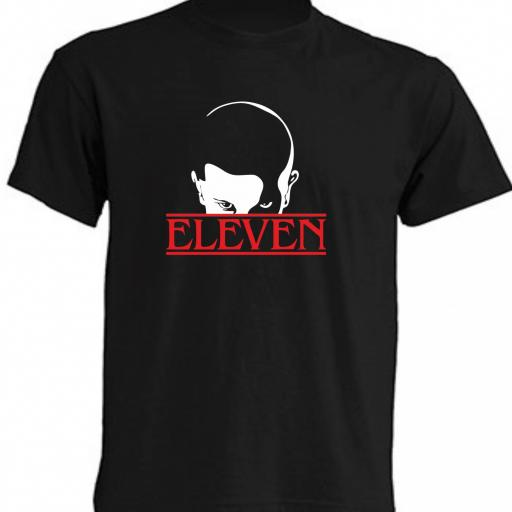 CAMISETA ELEVEN - STRANGER THINGS