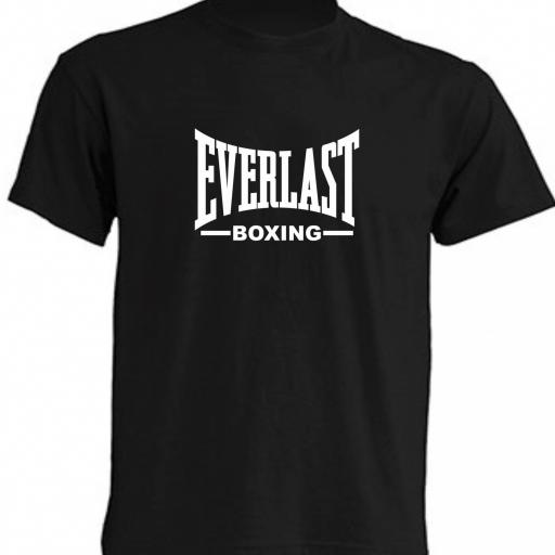 CAMISETA EVERLAST BOXING