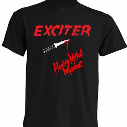 Camiseta Exciter