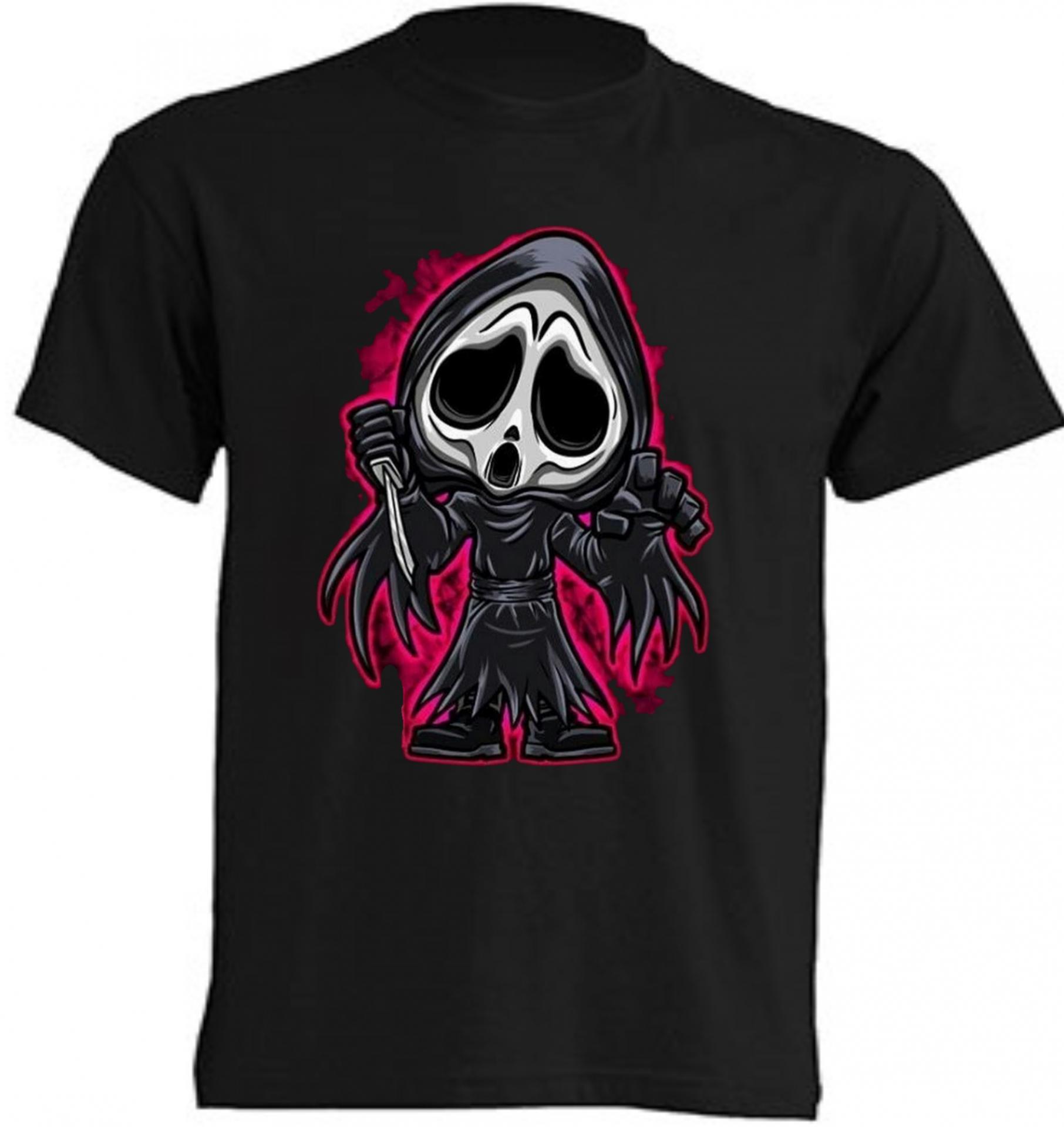 Camiseta Ghost Face