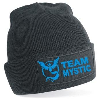 Gorro de punto Pokemon Go Team Mystic