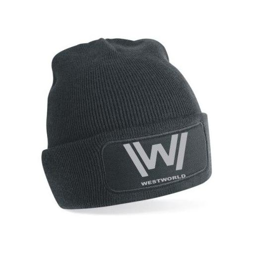 Gorro de punto Westworld