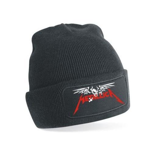 Gorro de punto Metallica