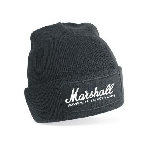 Gorro de punto Marshall