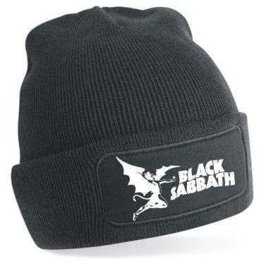 Gorro de punto Black Sabbath