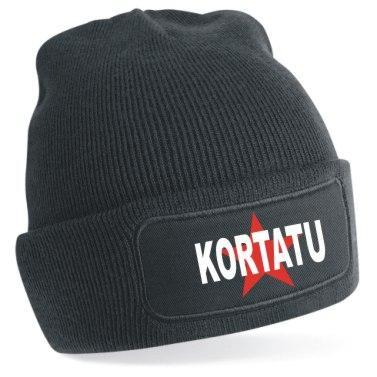 Gorro de punto Kortatu