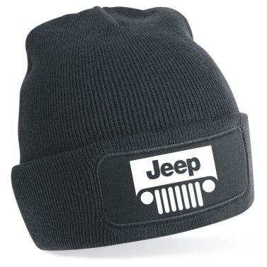 Gorro de punto Jeep