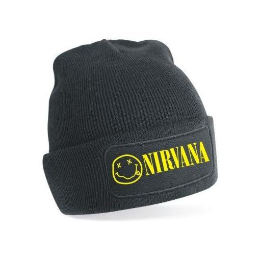 Gorro de punto Nirvana