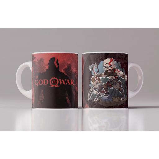 Taza God of War (112)